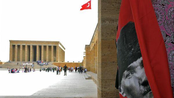 Anıtkabir - Sputnik Türkiye