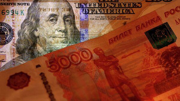 Ruble Dolar - Sputnik Türkiye