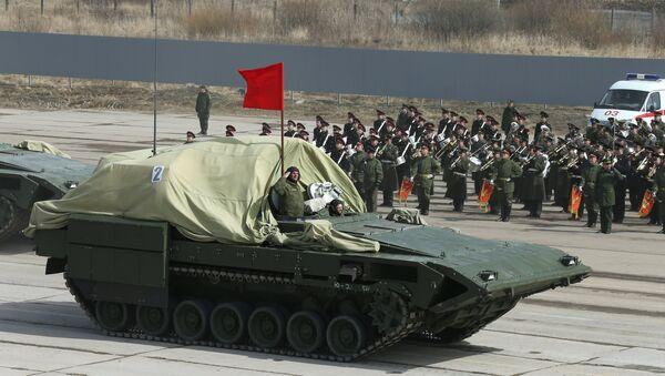 Armata - Sputnik Türkiye