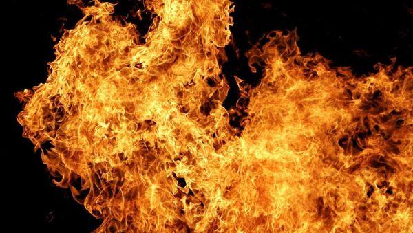 yangın, ateş - Sputnik Türkiye