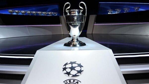 UEFA Şampiyonlar Ligi - Sputnik Türkiye