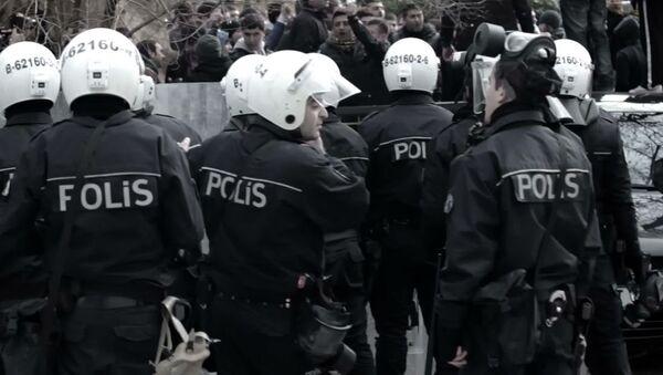 Polis - Sputnik Türkiye