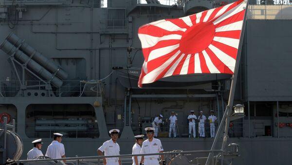 Japonya donanması - Sputnik Türkiye
