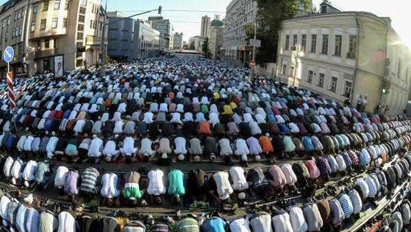 Rusya'daki Müslümanlar - Sputnik Türkiye