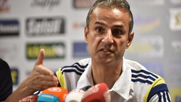Fenerbahçe'de teknik direktör İsmail Kartal - Sputnik Türkiye