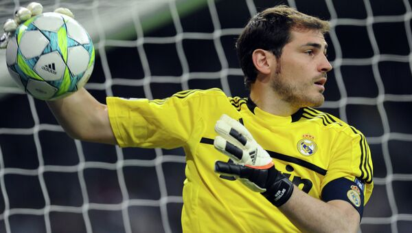 Iker Casillas - Sputnik Türkiye