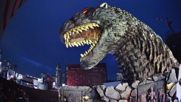 Godzilla - Sputnik Türkiye