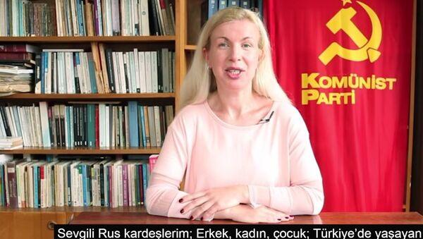 Natalia Koyuncu - Sputnik Türkiye