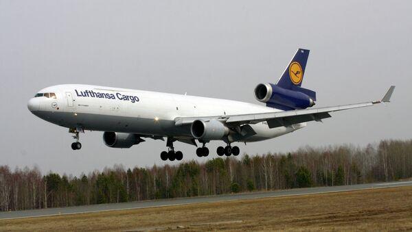 Lufthansa Havayolları - Sputnik Türkiye