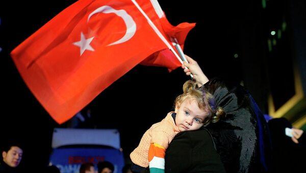 Türkiye'de seçim - Sputnik Türkiye