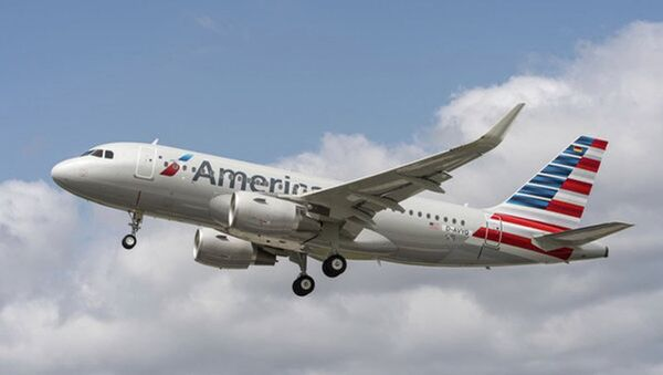 ABD'nin en büyük havayolu şirketlerinden American Airlines - Sputnik Türkiye