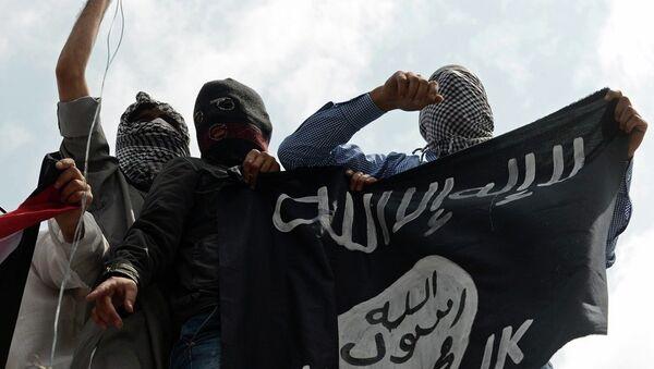 Irak Şam İslam Devleti (IŞİD) - Sputnik Türkiye