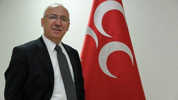 Hasan Oktay - Sputnik Türkiye