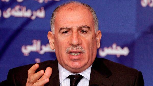 Irak Cumhurbaşkanı Yardımcısı Usame Nuceyfi - Sputnik Türkiye