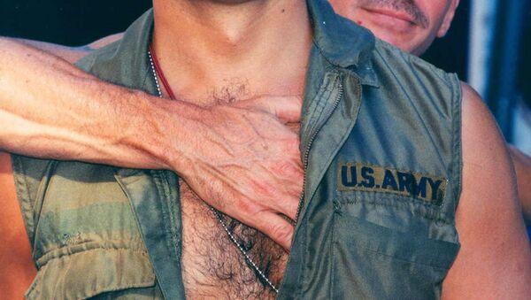 LGBT eşcinsel asker - Sputnik Türkiye