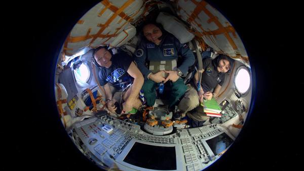 Soyuz astronotları - Sputnik Türkiye