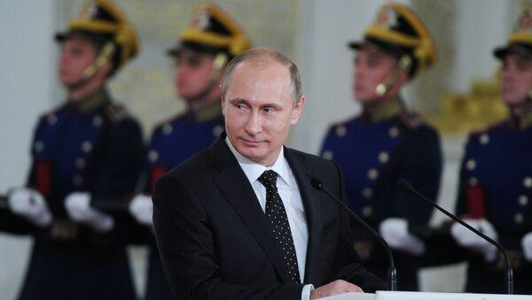 Vladimir Putin - Rusya Günü - Sputnik Türkiye