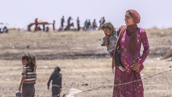 Suriyeli kadınlar - Sputnik Türkiye