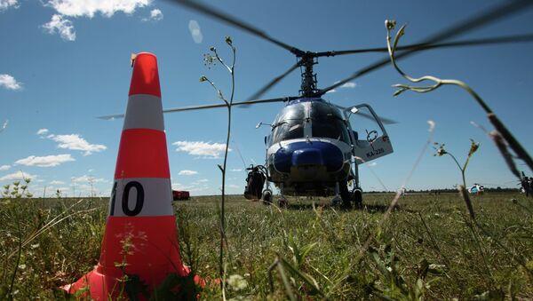 Ka-226 helikopteri - Sputnik Türkiye