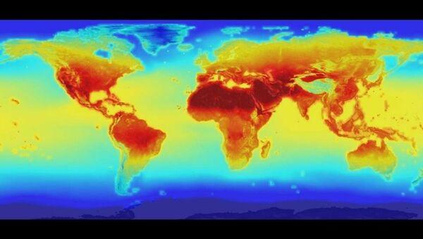 2099'da 45 derece sıcaklık rutin olacak - Sputnik Türkiye