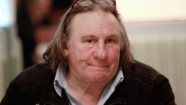 Gerard Depardieu - Sputnik Türkiye