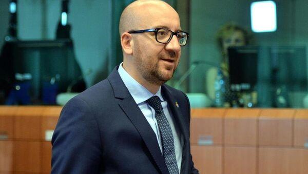 Belçika Başbakanı Charles Michel - Sputnik Türkiye