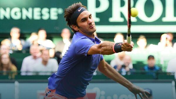 İsviçreli tenisçi Roger Federer - Sputnik Türkiye