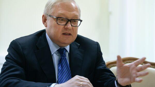 Rusya Dışişleri Bakan Yardımcısı Sergey Ryabkov - Sputnik Türkiye