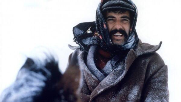 Yılmaz Güney'in yönettiği 'Sürü' filminden bir kare - Sputnik Türkiye