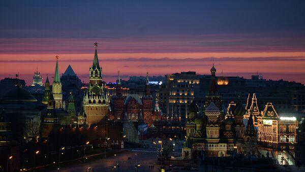 Kremlin (Moskova) - Sputnik Türkiye