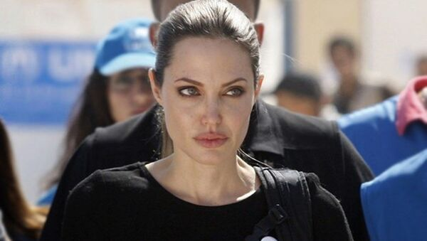 Angelina Jolie - Sputnik Türkiye
