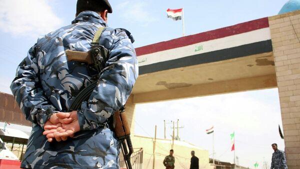 İran -Irak sınır kapısı - Sputnik Türkiye