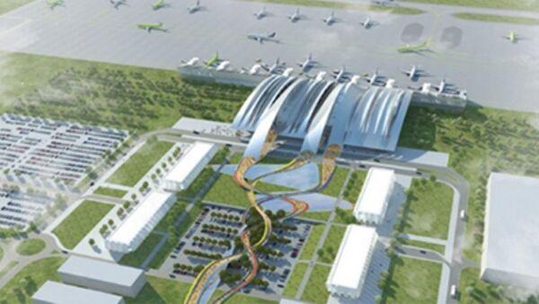 Rostov Havalimanı - Sputnik Türkiye