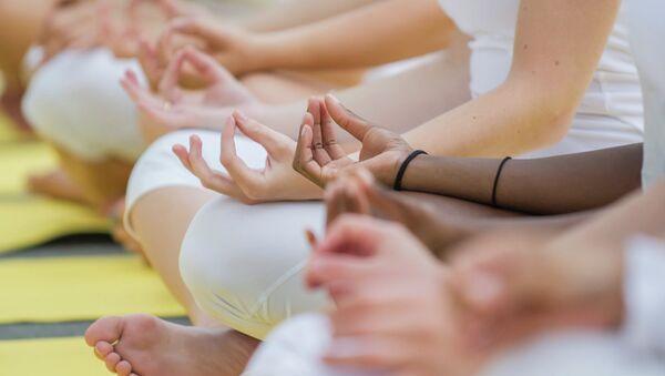 Uluslararası Yoga Günü - Sputnik Türkiye