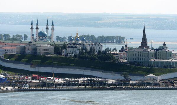 Kazan Kremlini - Sputnik Türkiye