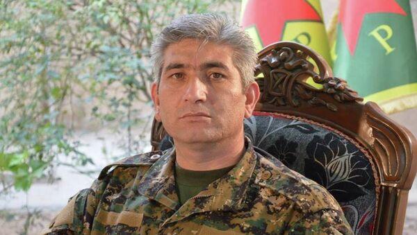 YPG Genel Sözcüsü Redur Xelil - Sputnik Türkiye