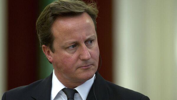 David Cameron - Sputnik Türkiye