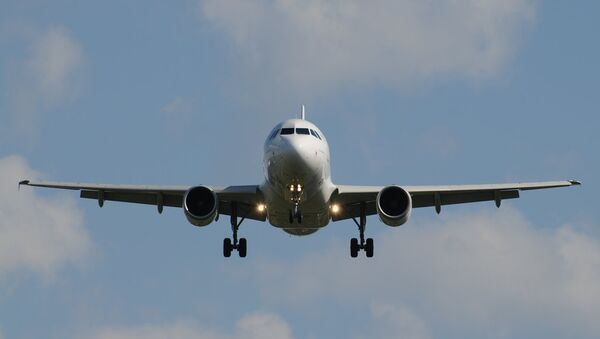 Airbus А-319 uçak - Sputnik Türkiye