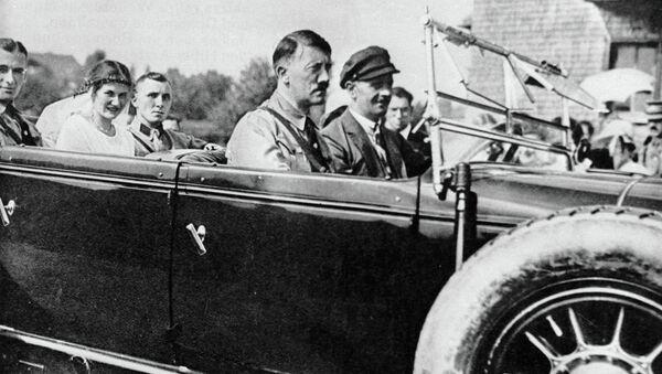 Adolf Hitler - Sputnik Türkiye