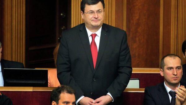Aleksandr Kvitaşvili - Sputnik Türkiye