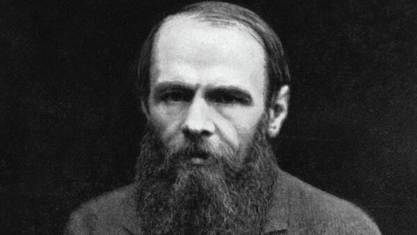 Fyodor Dostoyevski - Sputnik Türkiye