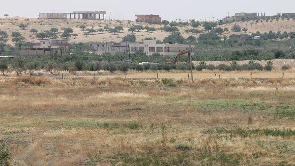 Türkiye, Suriye, Ceraplus sınır hattı - Sputnik Türkiye
