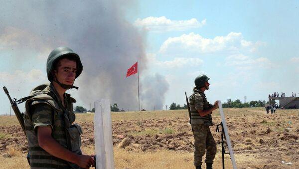 Suriye sınırı - Sputnik Türkiye