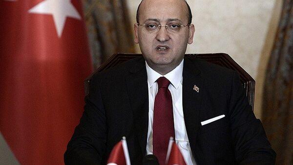 Başbakan Yardımcısı Yalçın Akdoğan - Sputnik Türkiye
