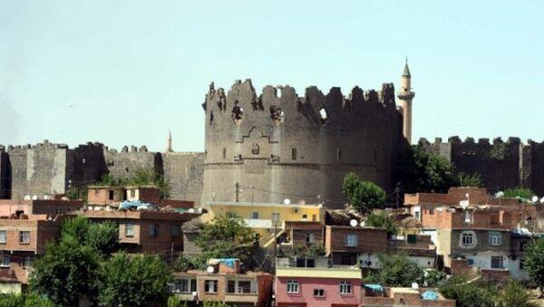 Diyarbakır Surları - Sputnik Türkiye