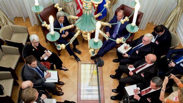 İran ile nükleer müzakereler - Sputnik Türkiye