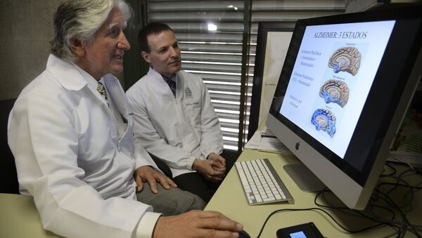 Alzheimer tedavisi - Sputnik Türkiye