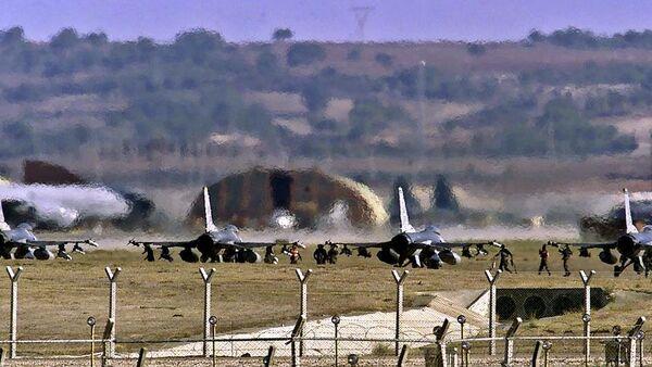 İncirlik Hava Üssü - Sputnik Türkiye