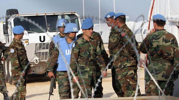 Birleşmiş Milletler Geçici Görev Gücü (UNIFIL) - Sputnik Türkiye