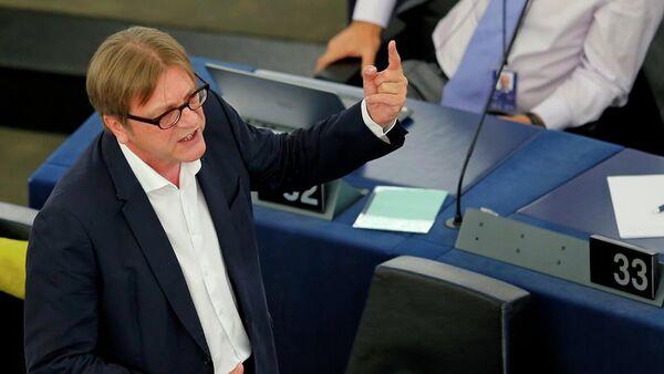 Guy Verhofstadt - Sputnik Türkiye